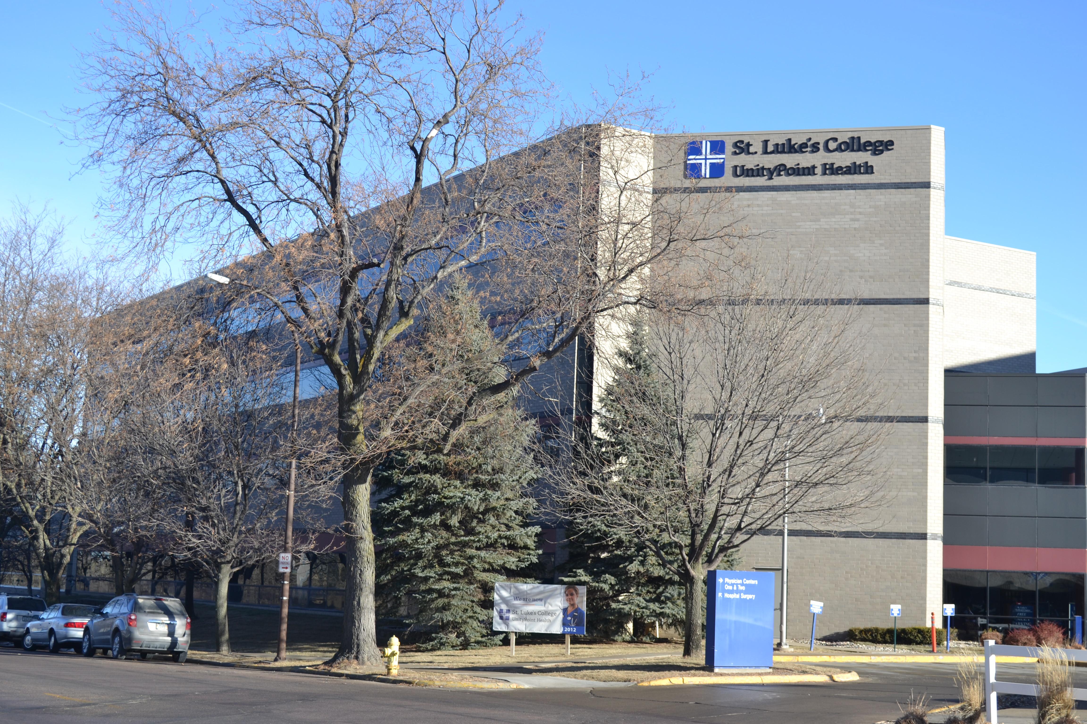 Facilities St Luke S College